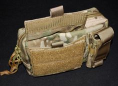 BDS Tactical - Super Admin Pouch -- Option two for new pack.