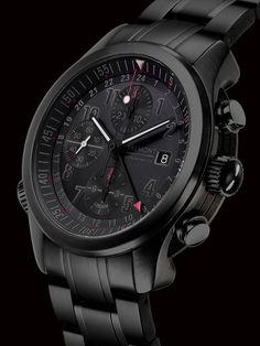 Bremont ALT1-B2 (GMT) chronograph #bremont British Watchmakers London #horlogerie @calibrelondon