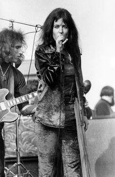 Grace Slick - Jefferson Airplane 1969