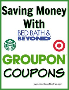 If you're looking for new ways to save money on your regular shopping trips, visit Groupon Coupons before you leave the house! #spon #GrouponCoupons