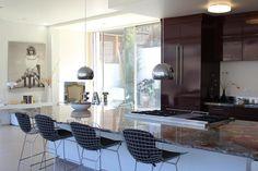 Alexis' Modern Glass House