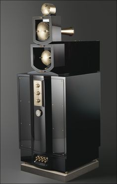 The Living Voice Vox Olympian - Built exclusively to order from £250,000 to £400,000 depending on materials and finish.