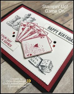 Masculine Birthday Cards, Masculine Cards, Birthday Sentiments, Stampin Up Catalog, The Draw, Stamping Up Cards, Fathers Day Cards, Heartfelt Creations, I Card