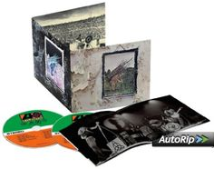 http://custard-pie.com/ Led Zeppelin IV (Deluxe CD Edition)