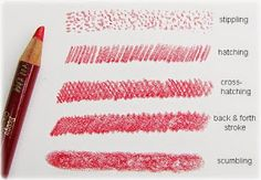 Tutorial Coloring: 5 Teknik Dasar Arsiran Pensil Warna - Komunitas Hobi Menggambar