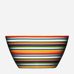 Origo Bowl, Orange modern dinnerware