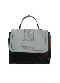 Body Crafted Black Leather Bag Rs. 5,500.00  Availability: In stock      Description     Additional Information     Comments  Body crafted with black leather with white leather handle  Hand woven leather effect on the front flap  Magnet closure for secured flap  Sturdy reinforced base  Nickel hardware finishing  3 pockets inside the bag