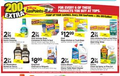 FREE and Money Maker Clorox Deal at Tops ends today-- LAST CHANCE 4/1 - http://www.couponsforyourfamily.com/clorox-coupons-deal/