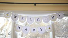 Bumble bee baby shower w/ free printables! I Heart Nap Time | I Heart Nap Time - Easy recipes, DIY crafts, Homemaking