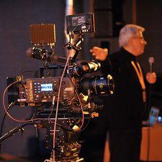 ARRI Alexa Studio camera with Arri Master Prime Anamorphic lens by @FilipOrlandic