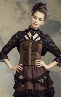 1000 images about steampunk kleidung damen on pinterest coats mantels and vintage. Black Bedroom Furniture Sets. Home Design Ideas
