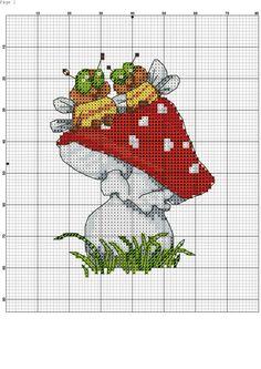 Zz Cross Stitch Fruit, Small Cross Stitch, Cross Stitch For Kids, Cross Stitch Heart, Cross Stitch Flowers, Modern Cross Stitch Patterns, Counted Cross Stitch Patterns, Cross Stitch Designs, Cross Stitch Embroidery