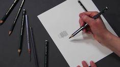 GRAPHITE: How to Choose Graphite Pencils