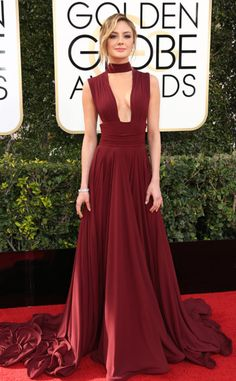Red Carpet Review | Golden Globes Fashion Awards 2017 | The Luxe Lookbook