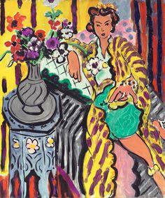 Henri Matisse, Yellow Odalisque