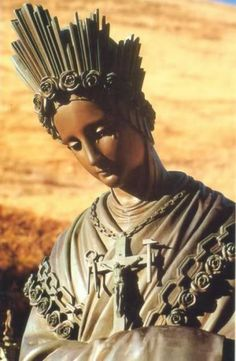 On Our Lady of La Salette weeping for humanity ... http://corjesusacratissimum.org/2012/07/melanie-calvat-and-our-lady-of-la-salette-part-iii-the-secrets-of-la-salette/