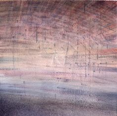 GRISAZUR: Acuarela sobre papel, 20x20 cm.May. 23, 2015