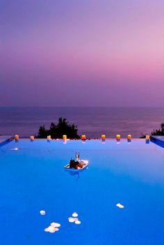 Danai Beach Resort, Chalkidiki, Greece. #tropical #beach #island #vacation