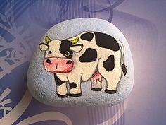 Cute Chubby Cow