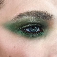 "1,175 Likes, 5 Comments - Olga Fox (@olga_fox) on Instagram: ""Smoky green Make-up @olga_fox"""