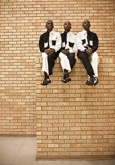 South African fashion: South African Fashion Real Actions Pantsula crew