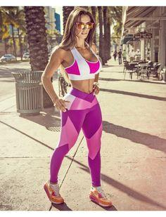 SUPERHOT Poison Pink Leggings