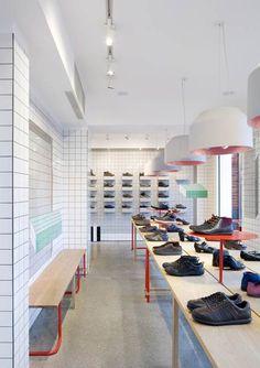 Camper Store In London By Tomás Alonso   Dezeen Shop Interior Design, Store  Design,