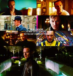 X-Men: First Class! Michael Fassbender as Magneto!