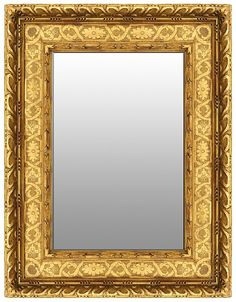 Custom Mirror 16th Century Italian Cassetta style. Please call 212-838-5488 for more information and to discuss your custom mirror framing project.