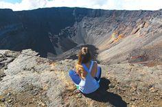 Voyage à La Reunion - Volcan du Piton de la Fournaise