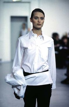 Helmut Lang - Ready-to-Wear - Runway Collection - Women Spring / Summer 1998