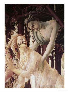La Primavera, c.1481 Giclee-vedos tekijänä Sandro Botticelli AllPosters.fi-sivustossa