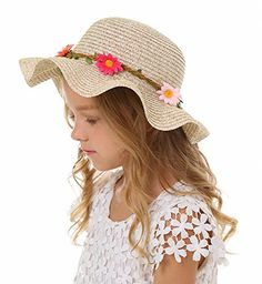2 Pack Woven Straw Cowboy Hat W Fabric Band /& Adjustable Chinstrap Perfect Cruis