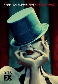 American Horror Story Freak Show promo