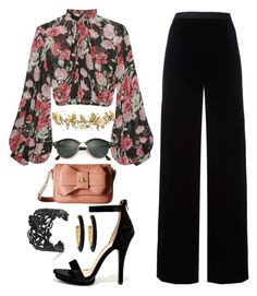 """""""Untitled #150"""" by missunicornpatch on Polyvore featuring T By Alexander Wang, Wild Diva, Chico's, Vivienne Westwood, Jill Stuart and Ray-Ban"""
