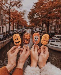 hello autumn Imagem de autumn, fall, and Halloween