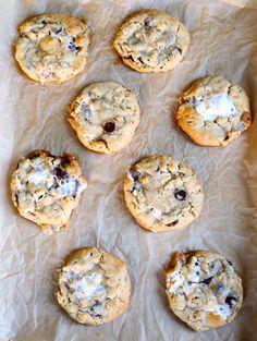 Rice Krispie Treat Gluten Free Chocolate Chip Cookies