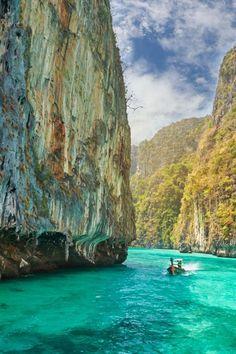In Phuket, Thailand.
