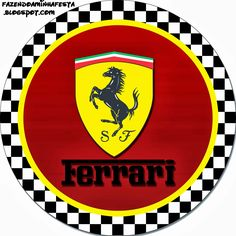 Need a gift ideas for cooks? ✩ Check out this list of creative present ideas for people who are into cooking Ferrari Cake, Ferrari Party, Ferrari Racing, Ferrari Logo, Birthday Tags, 1st Birthday Parties, Birthday Wishes, Party Printables, Cartonnage