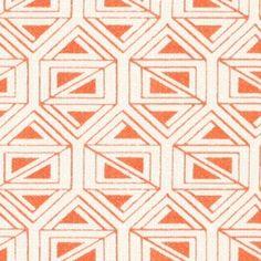 Birnbeck - Nate Berkus Fabric Coral