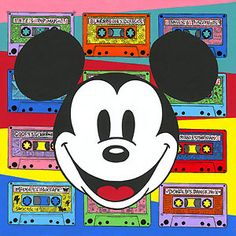tennessee loveless   Tennessee Loveless - Mickey Mouse - Rewind the Future   I LOVE This one. It reminds me of some of my favorite cassettes, and making those recordings form the radio...
