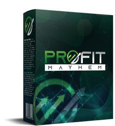 Profit Mayhem Review, Bonus - Boost Your Commissions Up to 10X Email Marketing Lists, Marketing Software, Affiliate Marketing, Social Media Marketing, Make Money Online, How To Make Money, Freelance Sites, Instant Cash, Pinterest Marketing