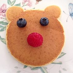 Weekend Pancakes with Baby Brain Organics! Pancakes Kids, Nutritional Supplements, Helpful Hints, Brain, Protein, Organic, Breakfast, Healthy, Recipes