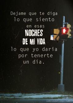 #love, noches de mi vida..