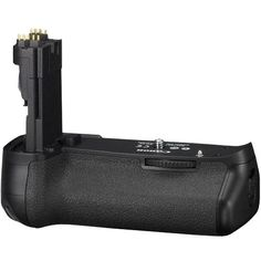 Canon Battery Grip for EOS 6D DSLR Camera by Canon. $229.01. Large Capacity Ergonomic Battery Grip for Canon EOS 6D DSLR,Powered by up to two Battery Pack LP-E6, six AA-size/LR6 batteries, or optinal AC Adapter Kit ACK-E6,Shutter Button, Main Dial, Multi-Controller, AF Point Selection Button, AE lock/FE lock Button, AF Start Button, and Multi-function button