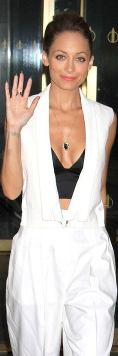 """""""#style Icon"""" Nicole Richie Part 2 by Fashion Chalet"""