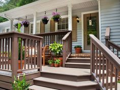 Majestic 7 Elegant Front Yard Deck Design Ideas For Home Looks Beautiful Front Yard Deck Design This is a very important thing for your home because many people ignore it. with us applying a deck to your home, it will add t. Front Porch Deck, Front Porch Design, Deck Design, Front Porches, Porch Designs, Garden Design, Front Yards, Front Entry, Deck Maintenance