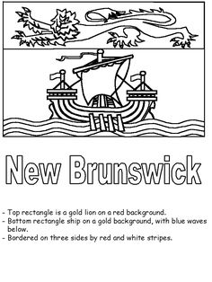 new brunswick canada coloring sheets - Yahoo Image Search Results
