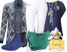 Casual-outfits Anti blue vest