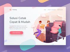 Printing House by salestinus sustyo h